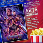 Movie Event Scheduled for November 15, 2019 at 7PM