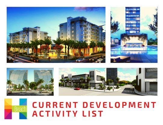 Current Development Activity List _New Flash