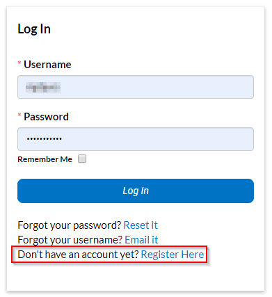 Step 3 How to Register and Log into HB-ePermitting Portal